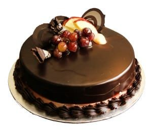 Five Star Chocolate Truffle Cake