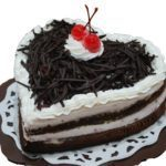Heart Shaped Black Forest