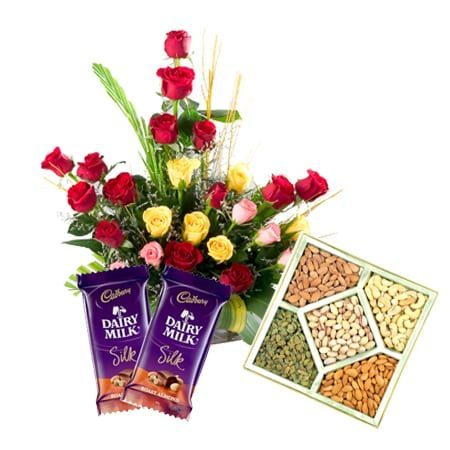 mixed-roses-500-grams-dryfruit-cadbury-silk-combo
