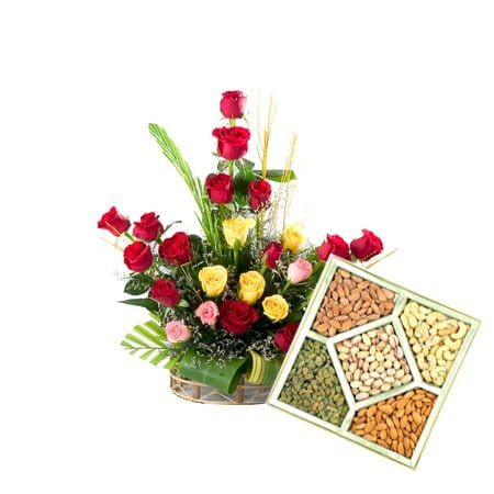 mixed-roses-500-grams-dryfruit-combo