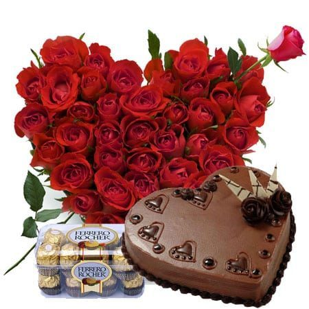 50-heartshaped-red-roses-heart-cake-16pc-ferrero