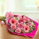 roses-gerbera-carnation-lily-flat-bunch